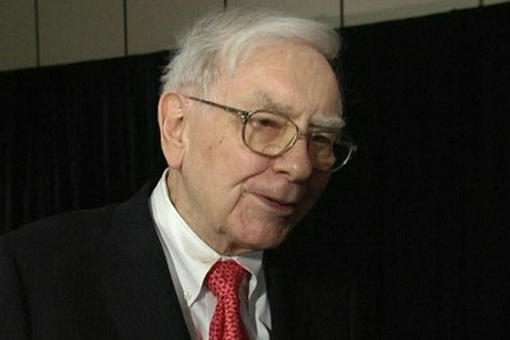 Berkshire CEO Warren Buffett.