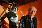 Visual effects pioneer Ray Harryhausen (Getty)