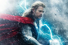 Thor: The Dark World poster art