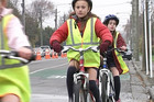 An expert says children should be taught cycling rules