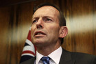 Australian opposition leader Tony Abbott (Reuters)