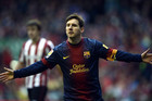Lionel Messi (Reuters file)