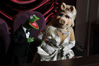 Kermit the Frog and Miss Piggy (Reuters file)