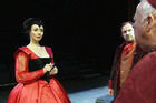 Anna Jullienne, Andrew Grainger and Paul Minifie in Anne Boleyn