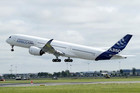 The A350's maiden flight marks a key step on the path to full certification (Reuters)