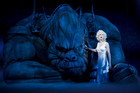 King Kong and Anne Darrow, played by Esther Hannaford (Photo: James Morgan)
