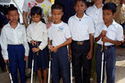 More than half the world's blind live in the Asia-Pacific region (Reuters)