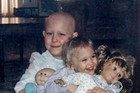 Marnie Golden had chemotherapy for cancer as a child