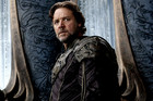 Russell Crowe as Jor El in Man of Steel