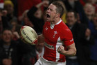 Shane Williams (Reuters file)