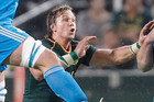 Arno Botha (AAP file)