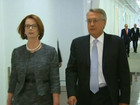 Tony Abbott is now 9 percent ahead of Ms Gillard as preferred PM
