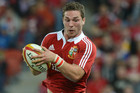 Lions doctor James Robson on Monday said George North was a chance of being fit (AAP)