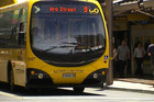 A rapid bus transit system is being favoured in Wellington