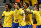 Brazil will be looking for more joy when they take on Mexico in the 2013 Confederations Cup tomorrow morning (Reuters)