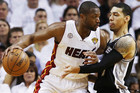 The Miami Heat and San Antonio Spurs will battle it out again in Miami on Friday for the NBA Finals (Reuters)