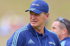 Blues coach Sir John Kirwan (file pic)