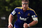 Brad Thorn will lead the Highlanders against Southland (file pic)