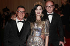 Dolce (L) and Gabbana (R) (Reuters)