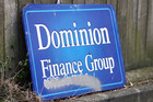 Dominion Finance went into receivership in 2008 (file)