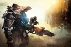 Titanfall promotional art