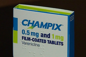 A study has linked Champix to depression