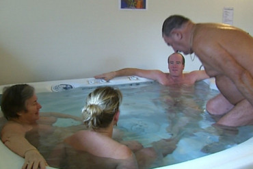 A Wellington naturist club