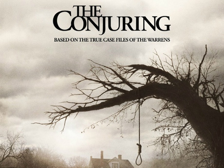 The Conjuring poster art