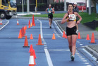 Lesley Cantwell (PHOTO: Race Walking NZ)