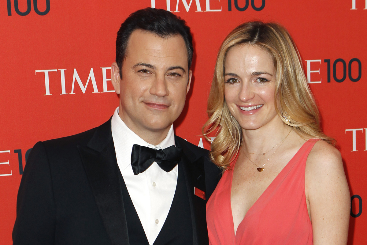 Gina Kimmel Divorce Jimmy kimmel first wifeGina Kimmel Divorce