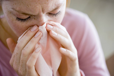 Respiratory Syncytial Virus has taken over the flu as the most common virus this winter (file)