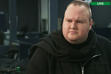 Internet piracy-accused Kim Dotcom