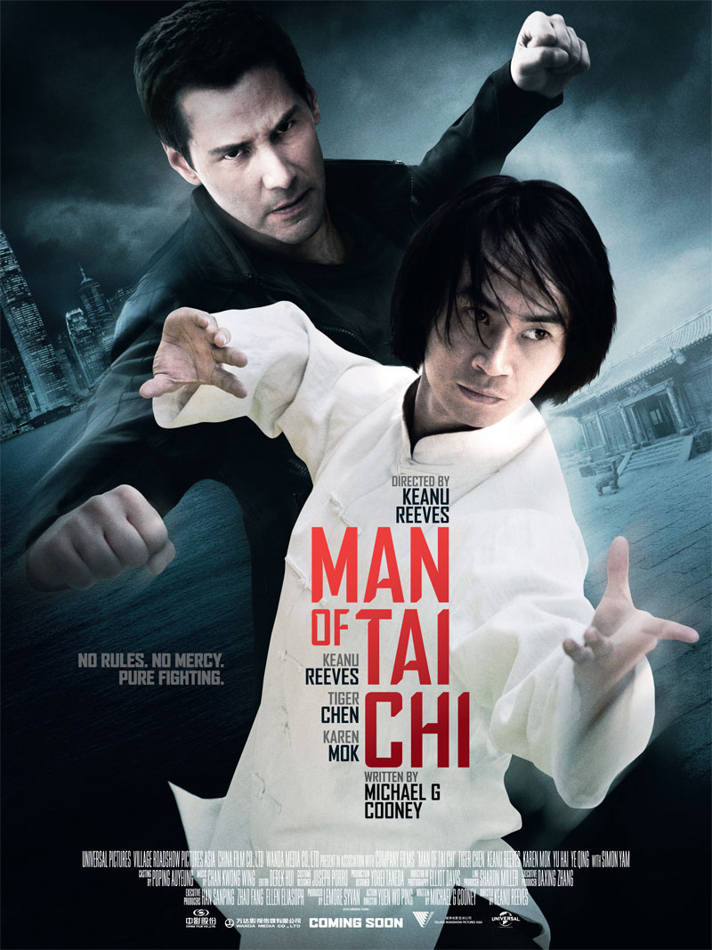 O Homem do Tai Chi BDRip XviD Dual Audio Dublado – Torrent