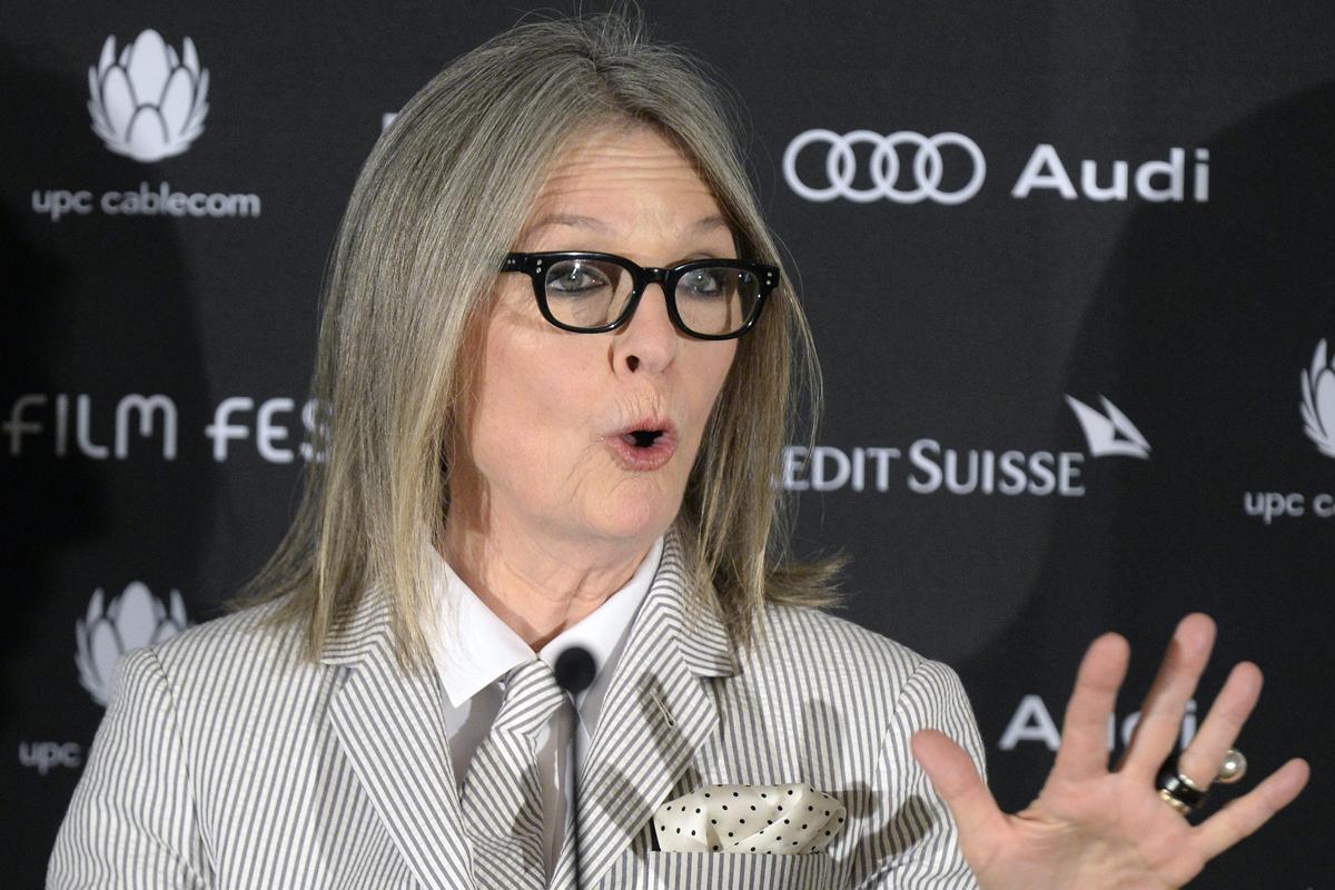 News Diane Keaton Diane Keaton 'terrible Guys