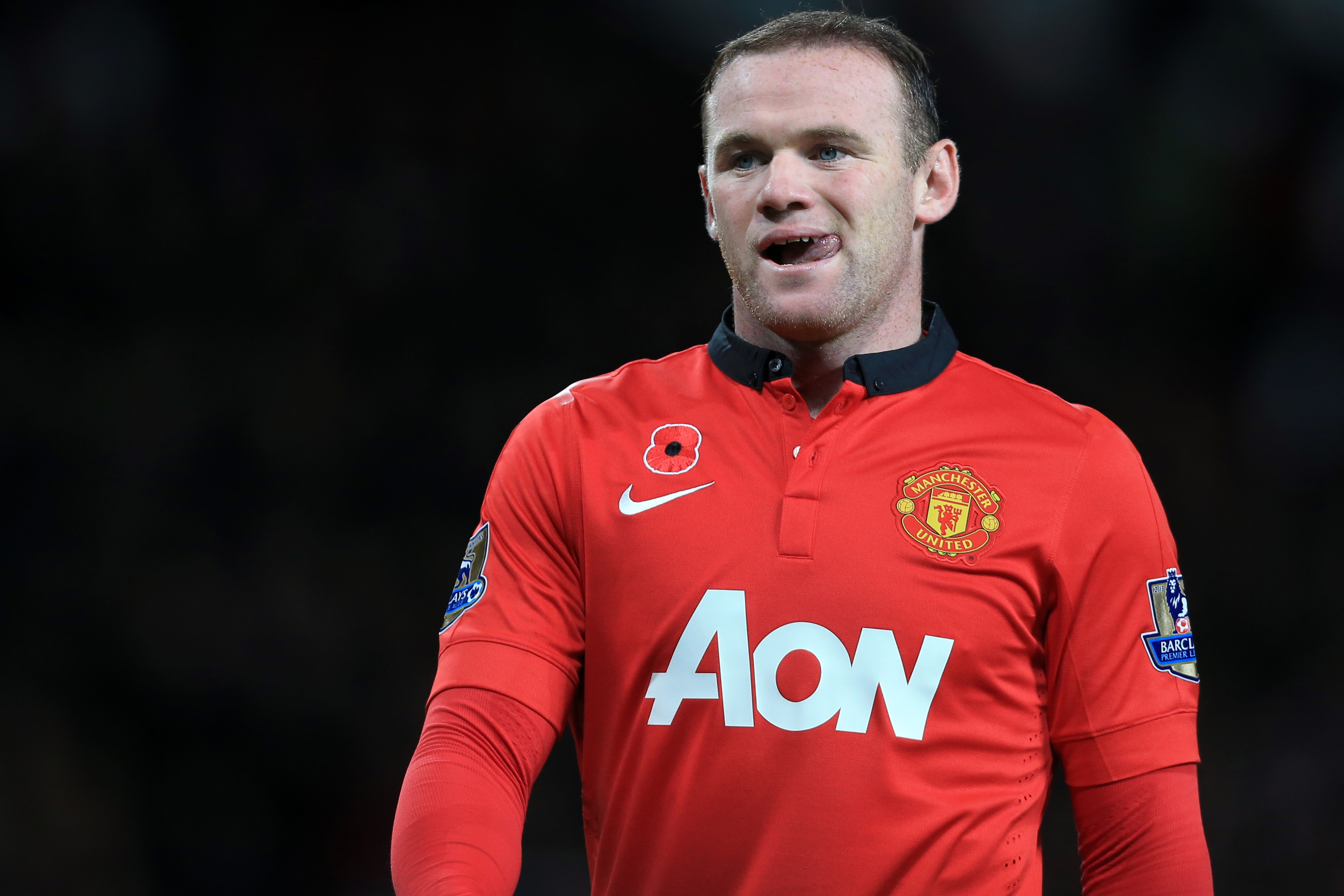Wayne Rooney 18 Gallery Rooney on verge of new deal Sport News