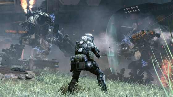 Titanfall producer Received McCoy job interview