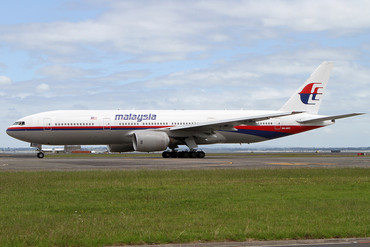 Malaysia Airlines Boeing 777-200 (Jonathan Rankin)