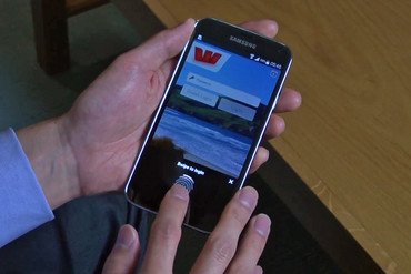 Westpac says it's a world-first (Westpac/YouTube)