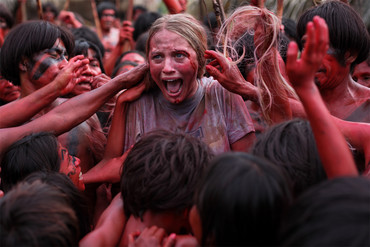 The Green Inferno still