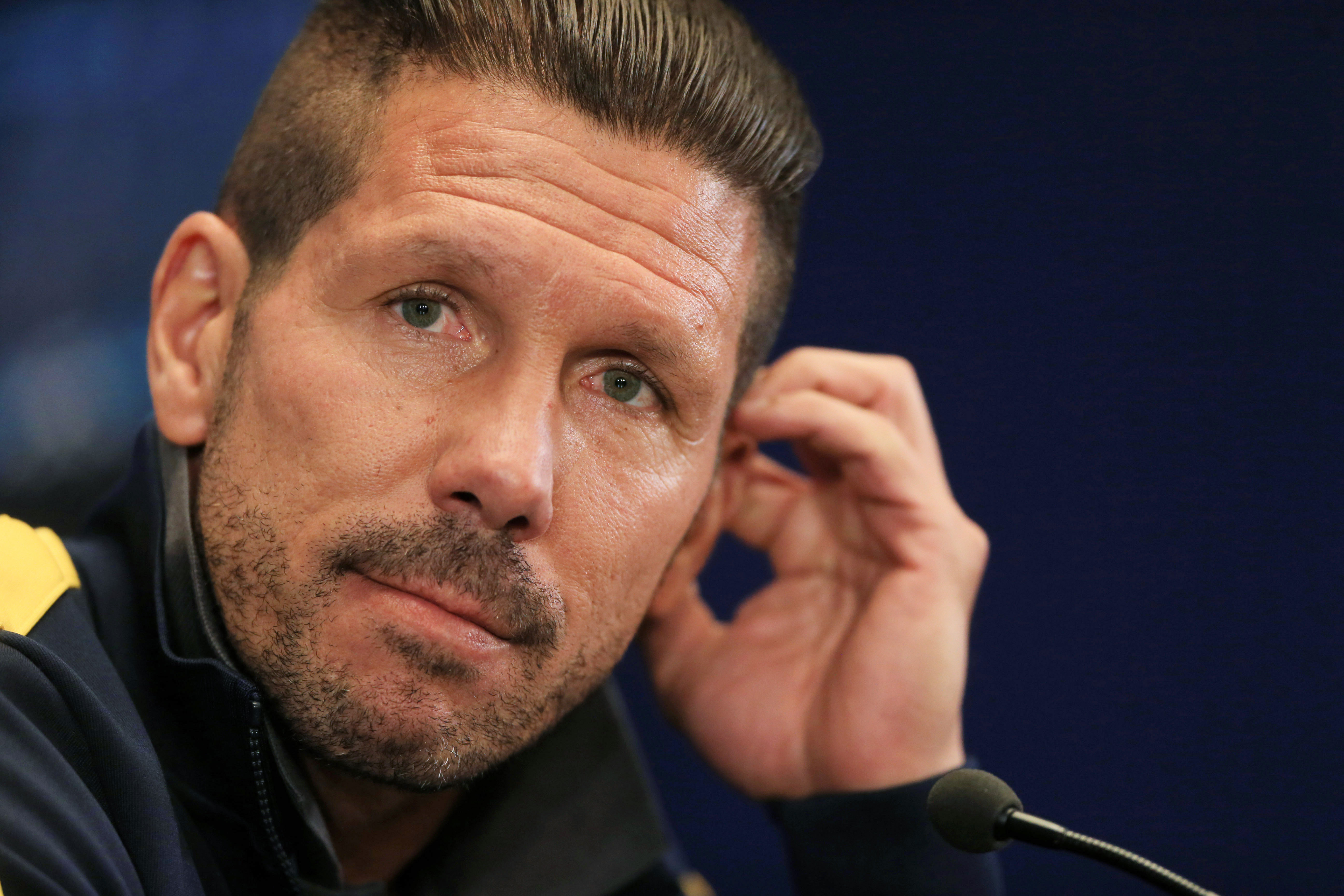 Sky – Simeone will coach in Italy one day