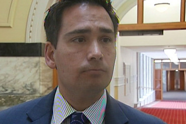 Energy and Resources Minister Simon Bridges