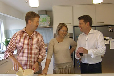 David Cunliffe and his wife Karen
