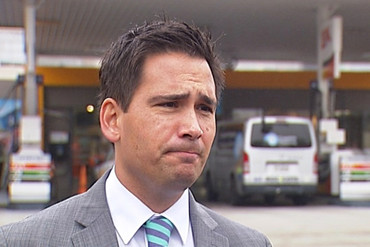Minister of Energy and Resources Simon Bridges
