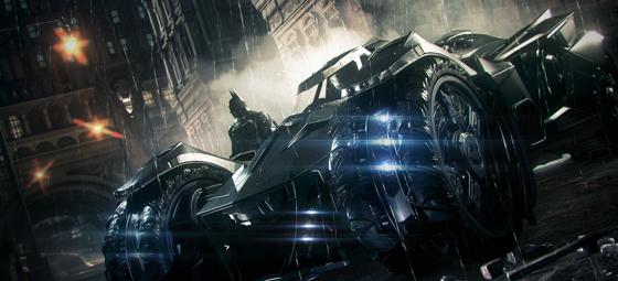 Batman: Arkham Dark night E3 job interview