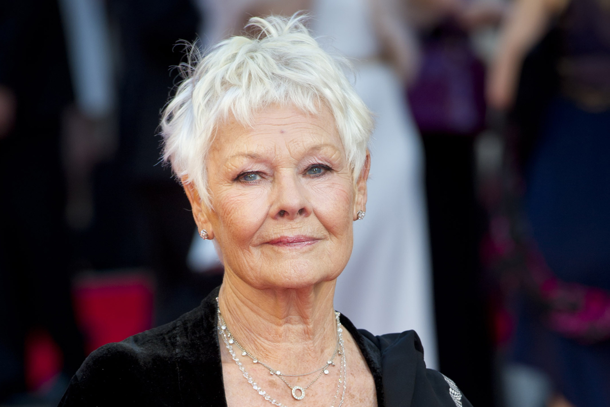Benedict Cumberbatch offers <b>Judi Dench</b> Shakespeare role | Entertainment | 3 <b>...</b> - Judi-Dench-aap_1200