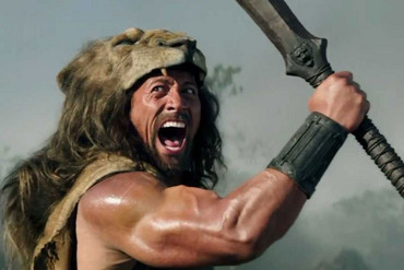 Dwayne 'The Rock' Johnson in Hercules