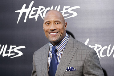 Hercules star Dwayne 'The Rock' Johnson (Reuters)