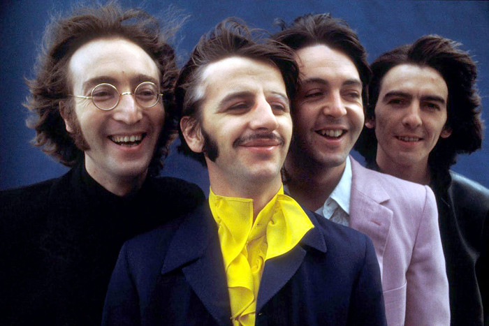 The Beatles - Gollum, Sam, Frodo and Gandalf