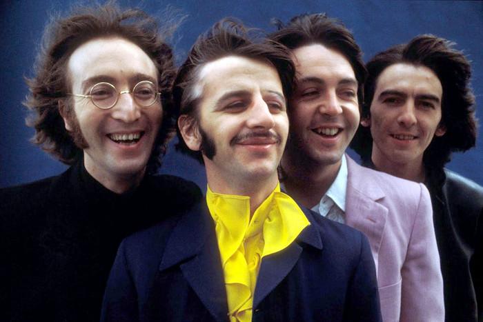 The Beatles - Gollum, Sam, Frodo and Gandalf