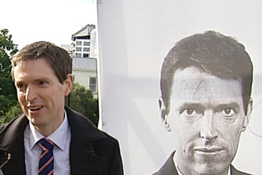Mr Craig admits the billboard is 'provocative'